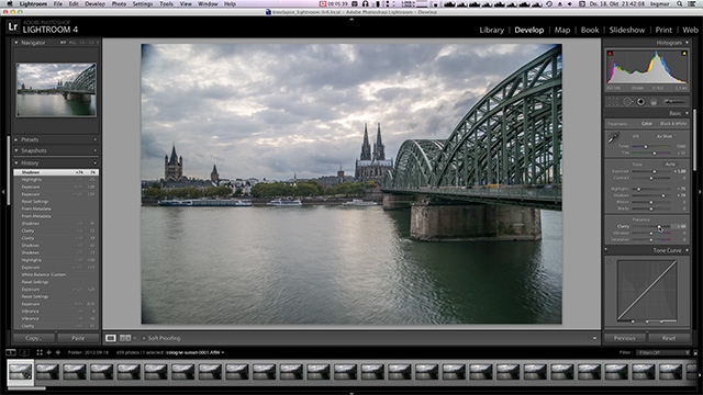 Workflow presentation for my Lightroom plugin to process timelapses. See more at http://www.irieger.net/blogposts/29