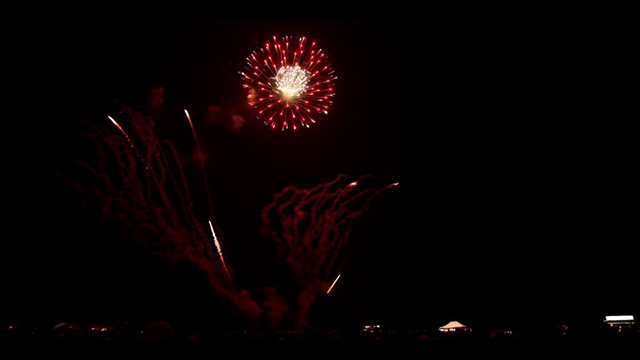 Teaser for a short video documenting a firework event in Karlsruhe, Germany.